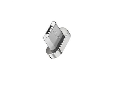 Maclean micro USB mágneses fej (MCE162)