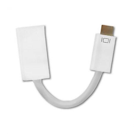 Qoltec mini DVI - HDMI adapter (50519)