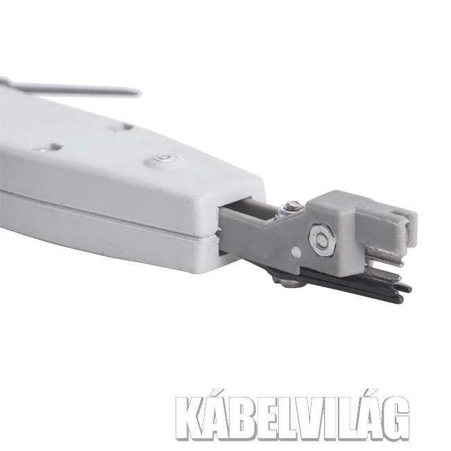 DigitalBox LSA kábelekhez betűző szerszám