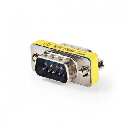 Nedis Adapter RS232 dugó - RS232 dugó (CCGP52811ME)
