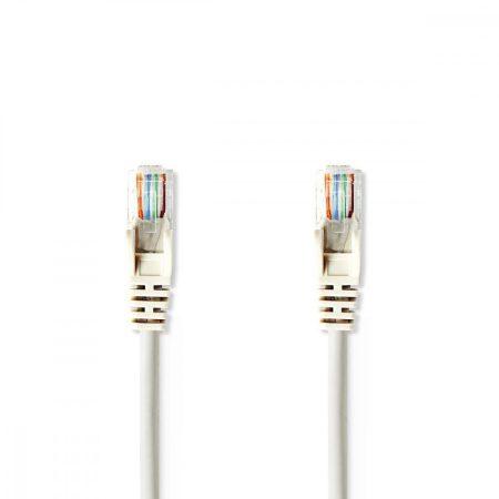 Nedis UTP patch kábel CAT5e 5m szürke (CCGT85100GY50)