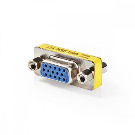 Nedis toldó adapter VGA aljzat - VGA aljzat (CCVC59810ME)