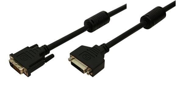 Logilnik DVI-D dual link hosszabbító kábel 3m (CD0004)
