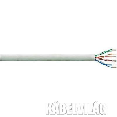 Logilink Cat6e UTP 305m tömör kábel (CPV0034)