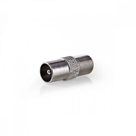 Nedis koax dugó - F aljzat adapter (CSGP41974ME)