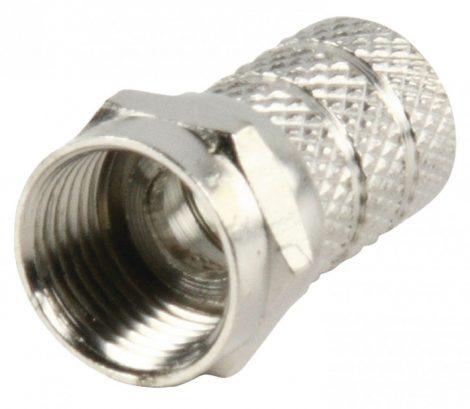 Nedis csavarozható F-Csatlakozó 8.0 mm (CSVC41908ME)