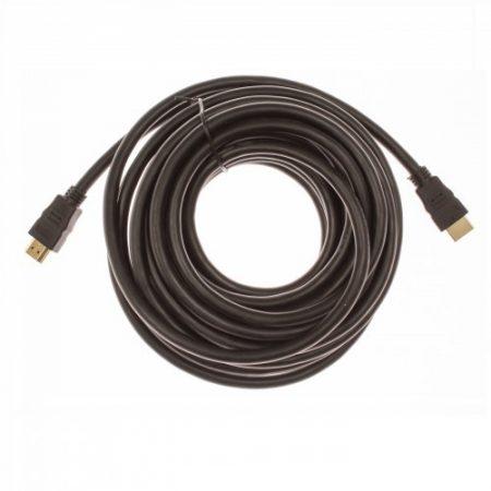 Econ HDMI kábel 10m aranyozott 1.4 ethernet (E-515)