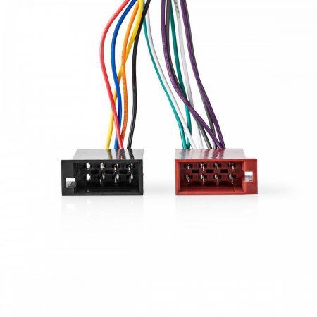 Nedis ISO kábel autós JVC rádióhoz (ISOCJVC16PVA)