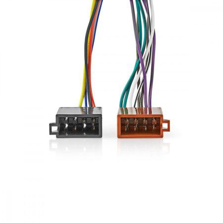 Nedis ISO kábel autós Kenwood rádióhoz (ISOCKW16PVA)