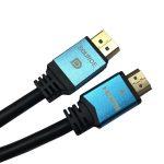Trusty Displayport - HDMI 4K 60Hz kábel 1m (KS-039-1M)