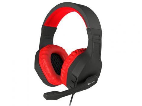 Natec Genesis ARGON 200 Gamer Mikrofonos sztereo fejhallgató (NSG-0900)