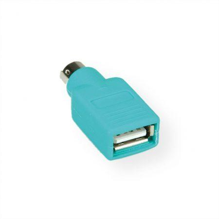 VALUE USB - PS/2 Adapter USB egérhez (12.99.1072)