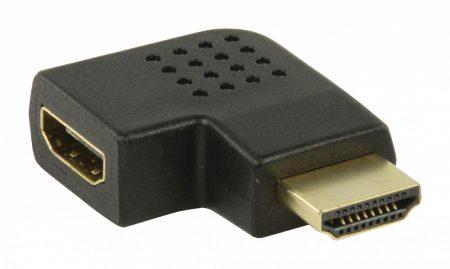 Valueline HDMI balos sarok fordító adapter