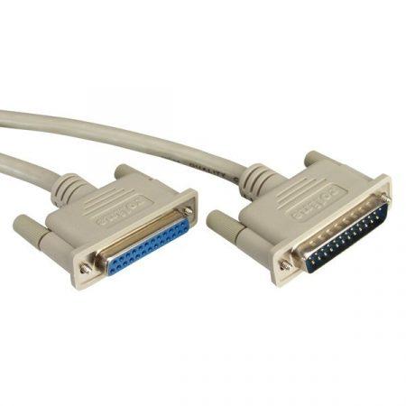 ROLINE Kábel PC modem 25F/M 3m (11.01.3630)