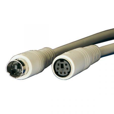 ROLINE Kábel PS/2 M/F 1.8m (11.01.5618)