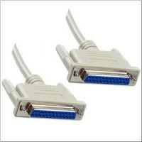 Gembird 25 tűs DB25 nyomtató párhuzamos kábel 2m (CC-128-6)