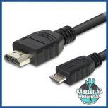 HDMI - micro USB kábel (MHL)