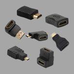 HDMI adapterek