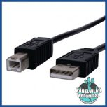 USB 2.0 nyomtató kábelek