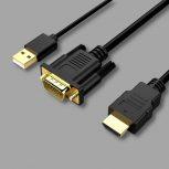 VGA - HDMI kábelek