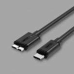 USB-C - USB 3.0 micro kábelek