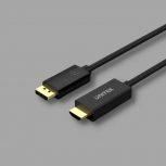 Displayport - HDMI kábelek