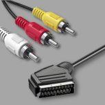 SCART - RCA kábelek