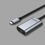 USB-C hosszabbító kábelek