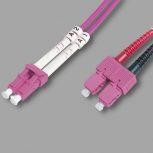 Optikai (patch) kábelek LC/SC