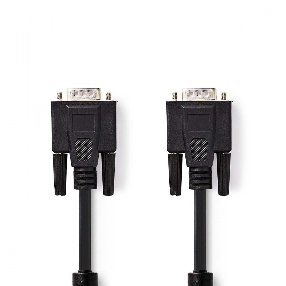 Nedis VGA kábel 15m (CCGP59000BK150)