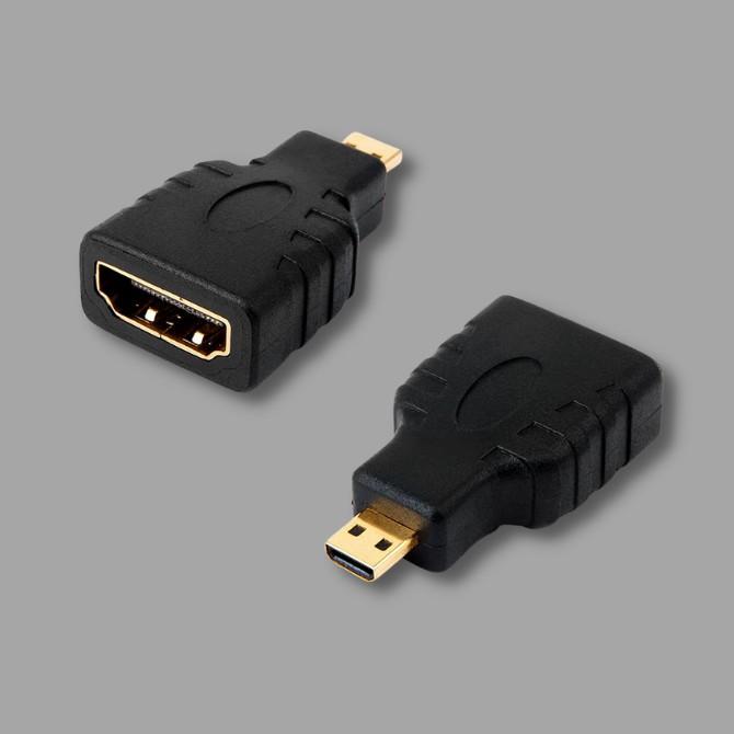 HDMI - micro HDMI átalakítók