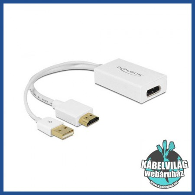 HDMI - DISPLAYPORT átalakítók