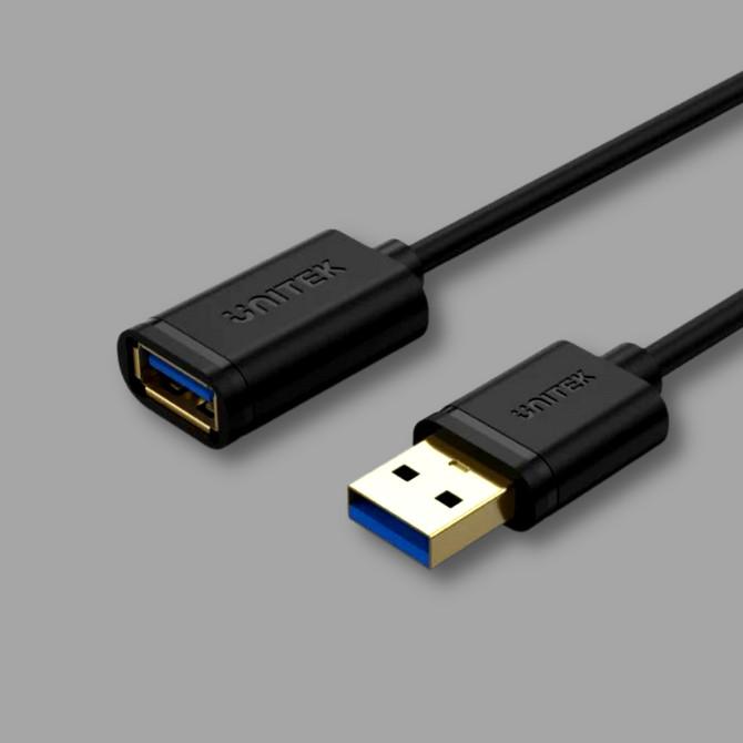 USB 3.0 hosszabbító kábelek