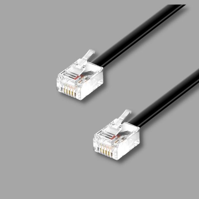 Telefon (moduláris) kábelek