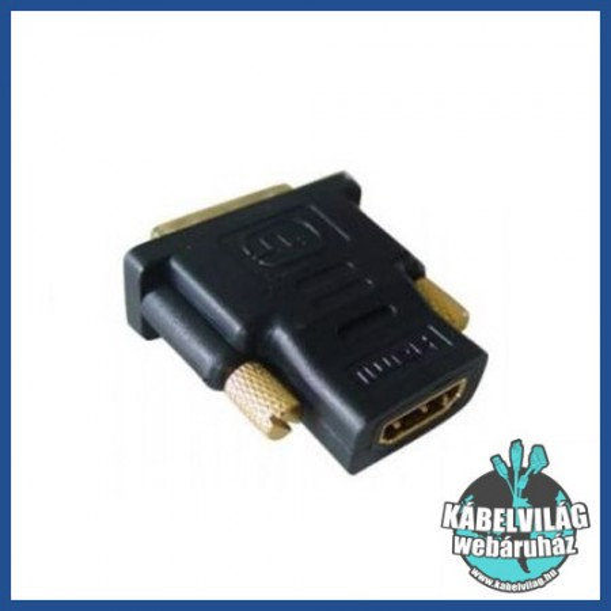 HDMI - DVI adapterek