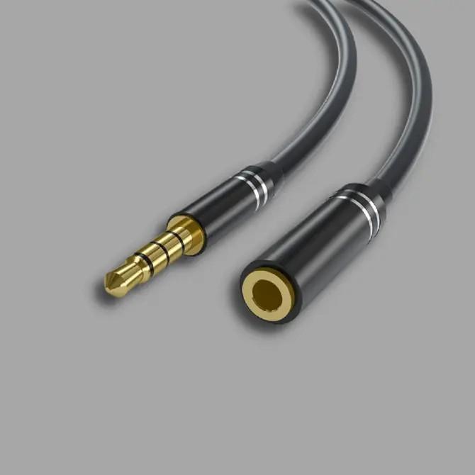 3.5 Jack hosszabbító kábelek (4 pin)