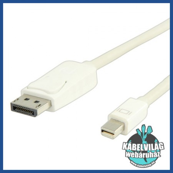 Displayport - Mini DP kábelek