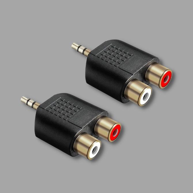RCA adapterek, átalakítók