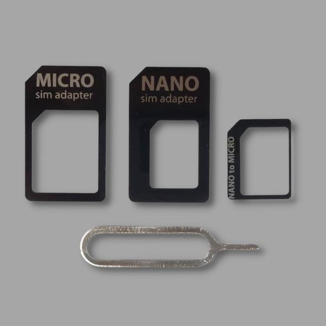 SIM kártya adapterek