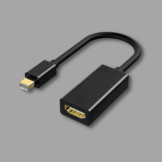 mini DP - HDMI átalakítók