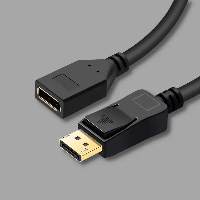 Displayport hosszabbító kábelek