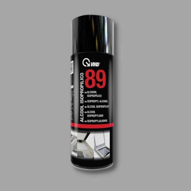 Isopropyl alkohol spray